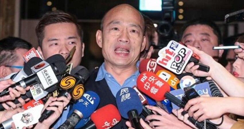 高市府爆收賄醜聞 韓國瑜:害群之馬一定依法偵辦