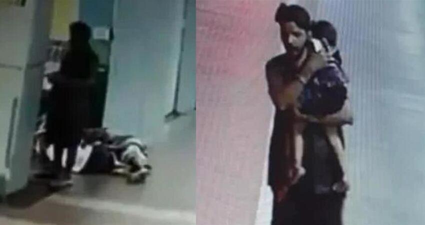 3歲女童媽媽身旁睡覺時,被陌生男子抱走,找到時只剩軀幹