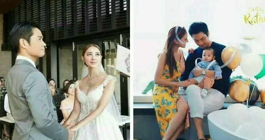 50歲鄭嘉穎娶28歲港姐,嬌妻身價15億,背景不一般