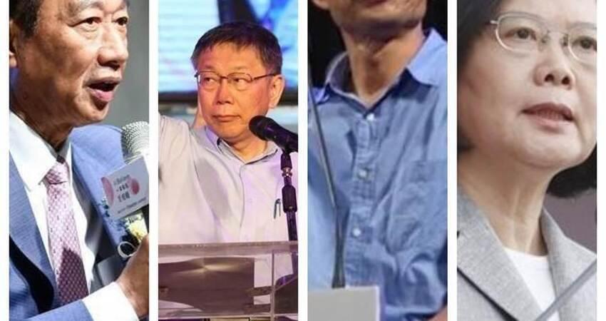 英逆轉勝韓 網一看驚:拱郭民調?