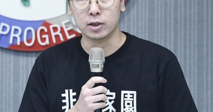 諷韓國政顧問團 林飛帆:「噗嚨共」加一顆土豆