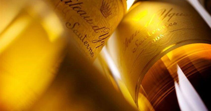 液體黃金|創下世界醉昂貴白葡萄酒記錄的滴金酒莊,你喝過嘛?