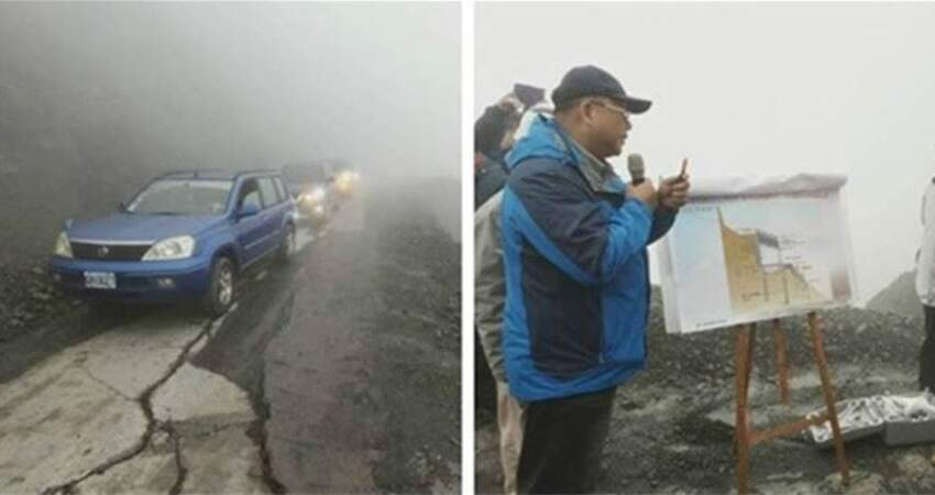 全台灣最糟!產業道路「遇到風雨就壞掉」修了好幾次 政府決定「花4.65億元蓋隧道」