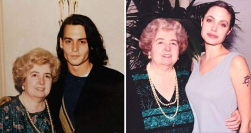 二手相簿裡「全是好萊塢大明星」 網起底合照奶奶:原來來頭不小!