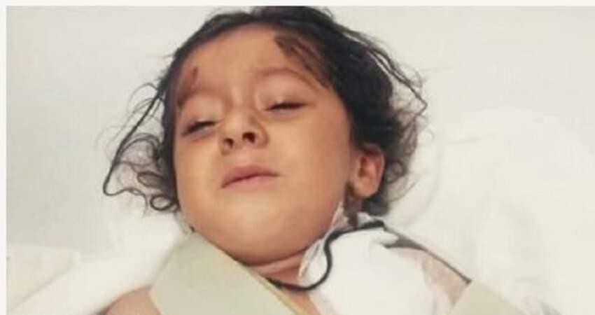 殘忍!巴基斯坦7歲蘿莉為養家當傭人,僅因放走只鳥就被富人打死