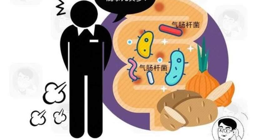 總是放屁,暗示肝臟發生病變?出現2黃2臭,暗示肝已受損了