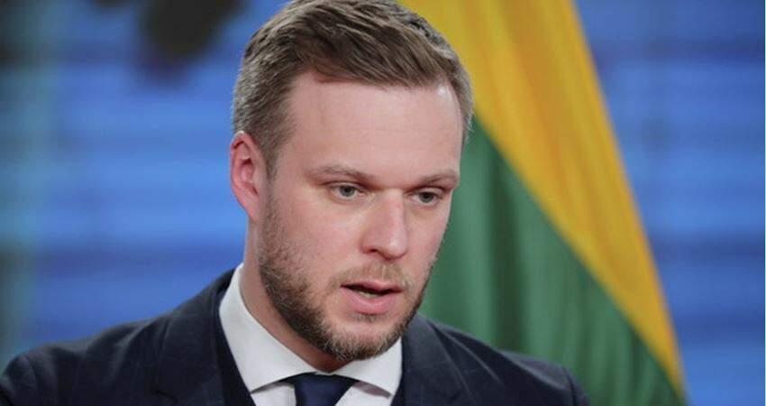 立陶宛外長「很自豪能幫台灣」 台人洗版感謝:永遠記住這份善意