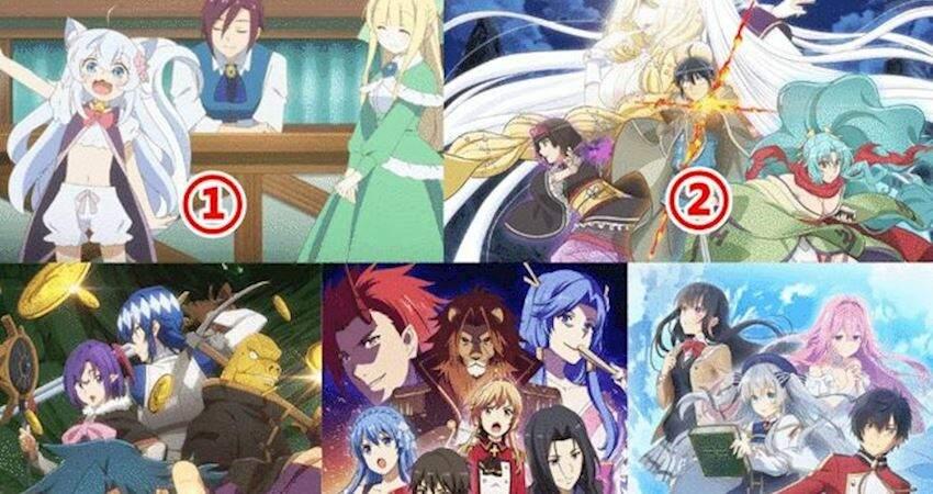 七月新番:如果能穿越到「異世界」,你會選擇哪一部?