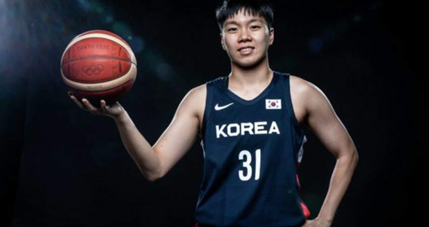 南韓女籃征戰東奧驚見「台灣球員」 10年旅外生涯超勵志