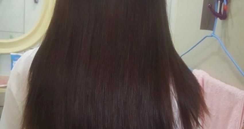 遇到把女兒頭髮剪成像狗啃的設計師,居然表示是因為女兒頭髮太多的問題,大大影響旅行的心情