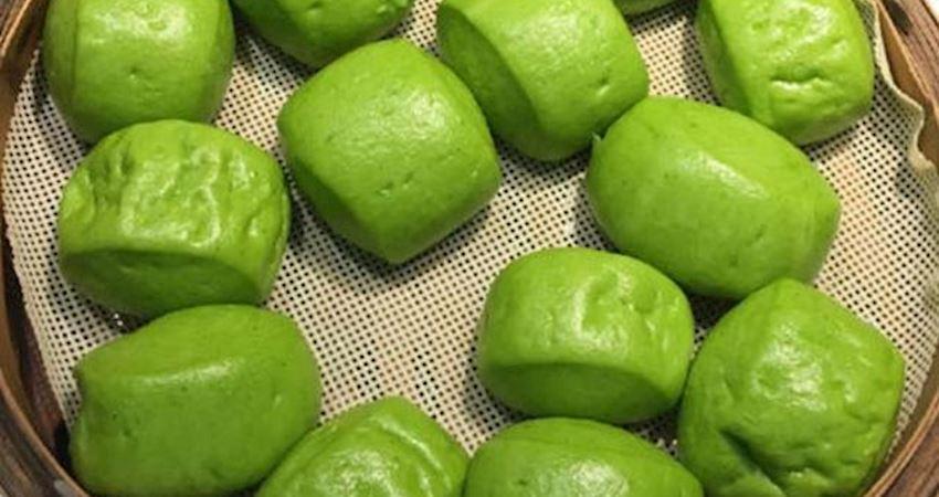 菠菜別再炒著吃了,試試這做法,蓬鬆柔軟,顏色翠綠,好看又好吃