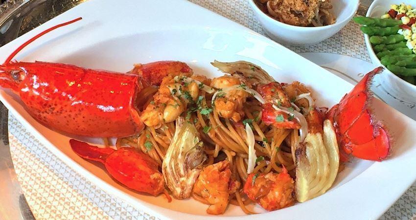 百年義大利餐廳復刻新菜色現撈龍蝦、牛排千元有找