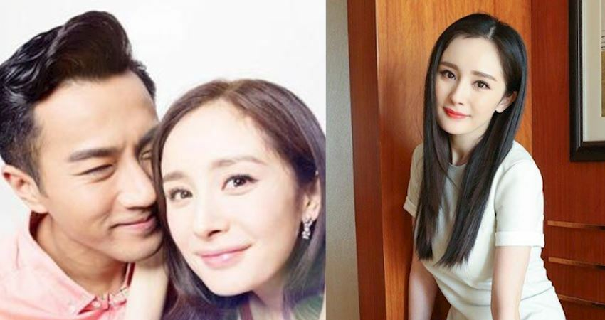楊冪離婚12天後,劉愷威首宣布與王鷗真實關系,大家終於不用猜!