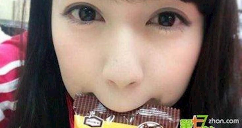 日本24歲萌妹子找不到男朋友,看到她的身材後明白了,男人表示壓力很大!