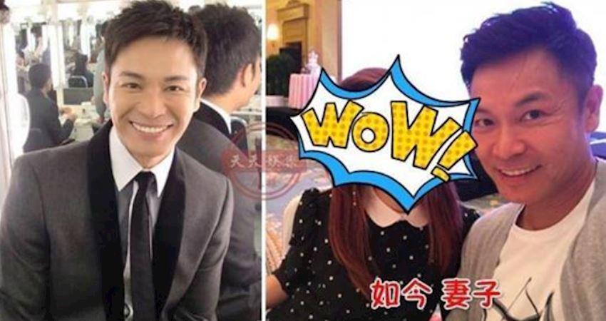 原來郭晉安的老婆是她!曾經出演《西遊記2》的紅孩兒,39歲看起來還像少女