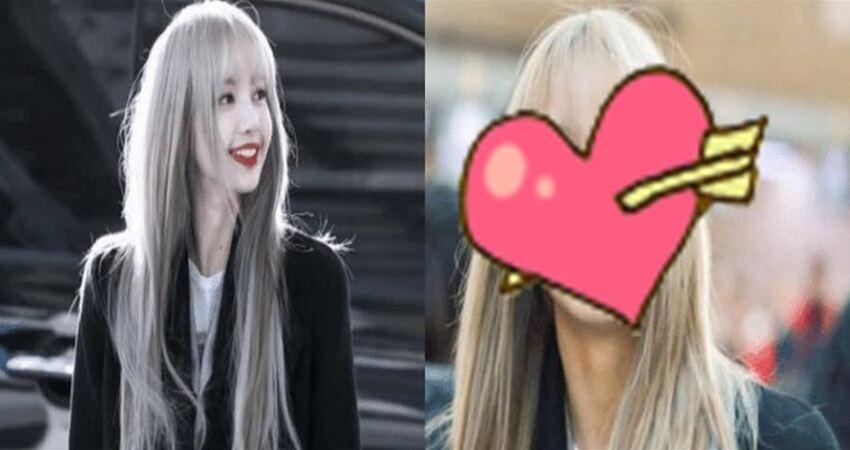 21歲泰國女孩「銀髮」酷似真人芭比,關掉濾鏡後變成「現實版」恐怖片!