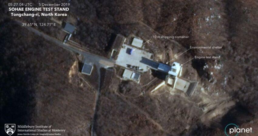 川普曾稱金正恩承諾拆除 衛星拍下北韓飛彈基地疑準備重啟