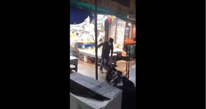 48歲華裔男子紐約當街遭口罩男狂捅13刀