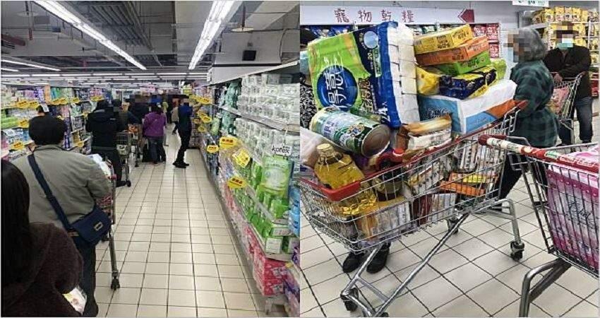 台北人「買一堆衛生紙」到底幹嘛?真相曝光:難怪搶翻!