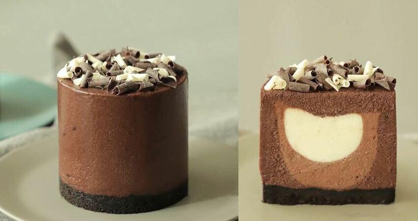 超簡單又低成本,這款創意蛋糕很簡單,但90%的私房都沒想到