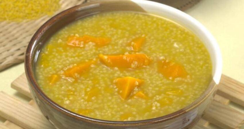 小米粥營養多!但是很多人不會熬,方法錯了導致不好喝還沒營養