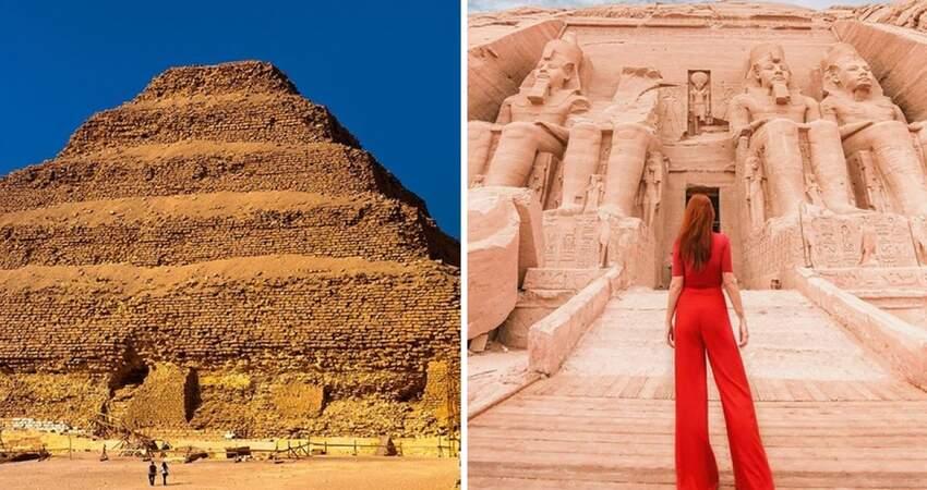 埃及第一座金字塔!4650年歷史「階梯金字塔」終於開放 今年就可以參觀