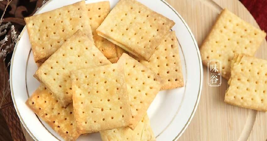 想吃餅乾不用買,在家也能做,無添加才健康,咬一口酥鬆掉渣