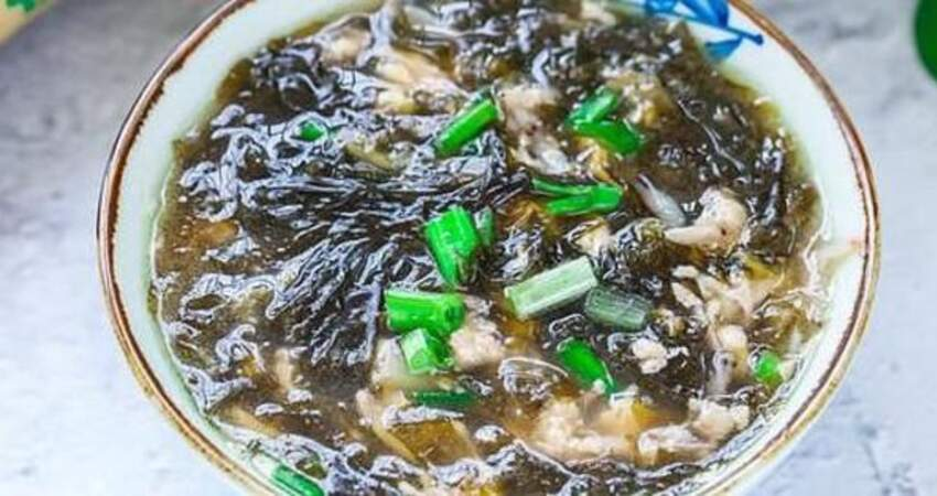做紫菜蛋湯,掌握1個關鍵步驟,鮮美無比,好喝翻倍