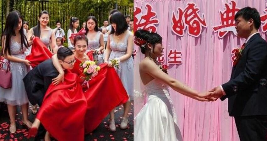 昨天小叔子結婚,婆婆和老公不讓我去,看到新娘的照片我怒提離婚!