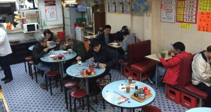 香港政府唯一承認的靈異事件【茶餐廳鬼外賣】。