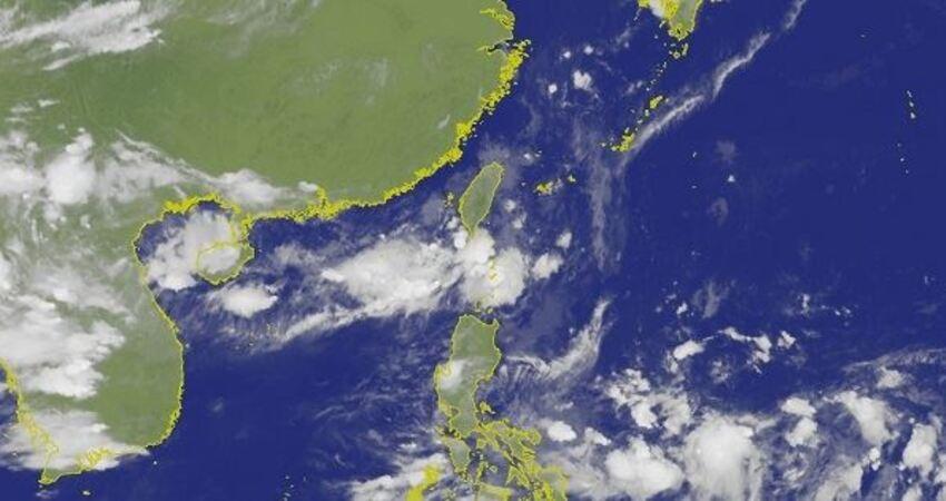 「白鹿」準颱風週末可能入侵台灣,變數仍大,留意未來動態!