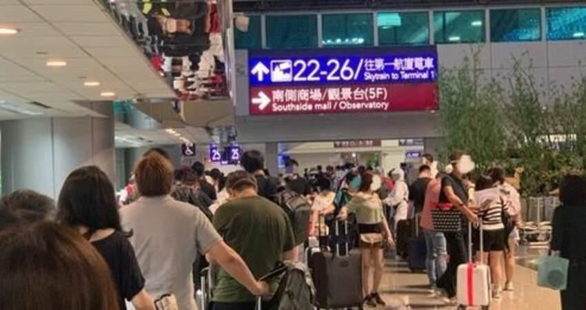 今天飛了!「威剛科技」包機讓百名員工到關島打疫苗