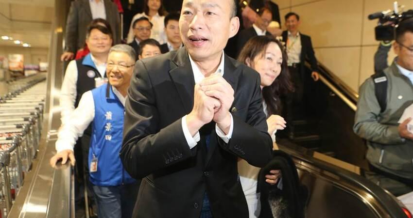 韓粉別急!傳吳敦義仍將徵召韓國瑜參加初選