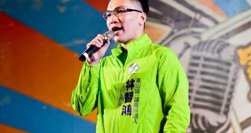 再爆林智鴻酒店獻金   詹江村:感謝PTT警告,我公開在此道歉
