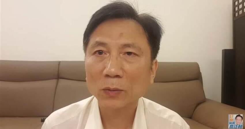 又遭惡意檢舉 詹江村:已無管道對外直播