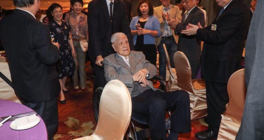 李登輝:唯一支持蔡總統連任 民主台灣是我們驕傲