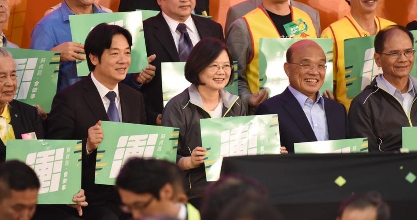 總統親訪游錫堃要他幫忙   蘇貞昌「堅持」卡住不分區名單