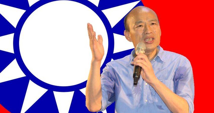王金平的特殊表態:自爆私底下為韓國瑜進行助選工作?!王金平若不表態,有可能會感到遺憾。