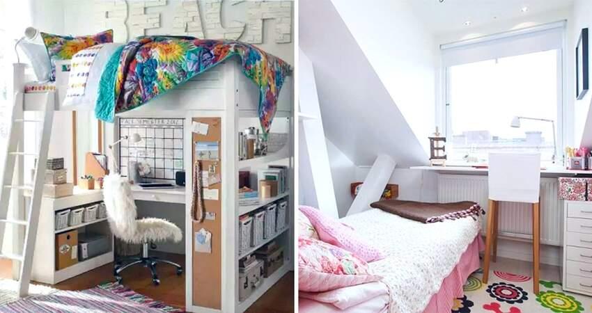 超越空間極限!22個「小房間改造案例」 僅有3坪也能住得很舒服