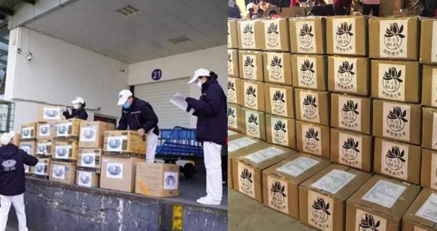 台灣發生「口罩之亂」,許多人漏夜排隊買口罩但慈濟慈濟基金會募集到30萬個口罩捐大陸掀爭議!慈濟回應了理由大家接受嗎?