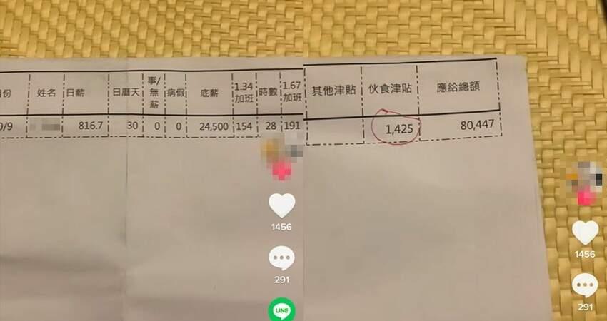 越南哥曬薪資條!底薪24k「加班228hrs」變8萬 拼勁驚呆鄉民