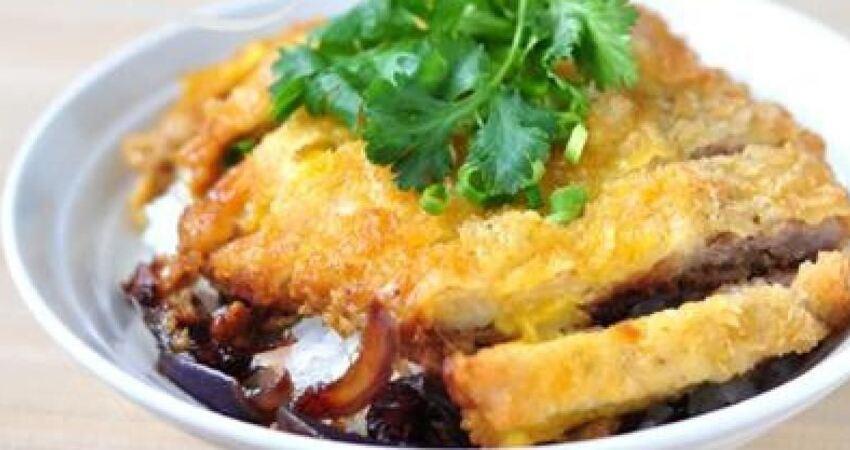四種美味易做的蓋澆飯做法,不妨在家試著做做吧!