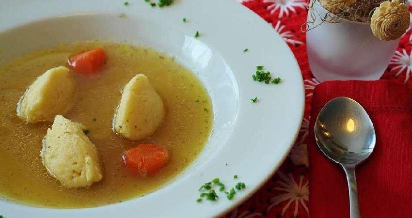 中午喝湯會變胖?如果你亂了順序喝,或許真的「喝水也發胖」