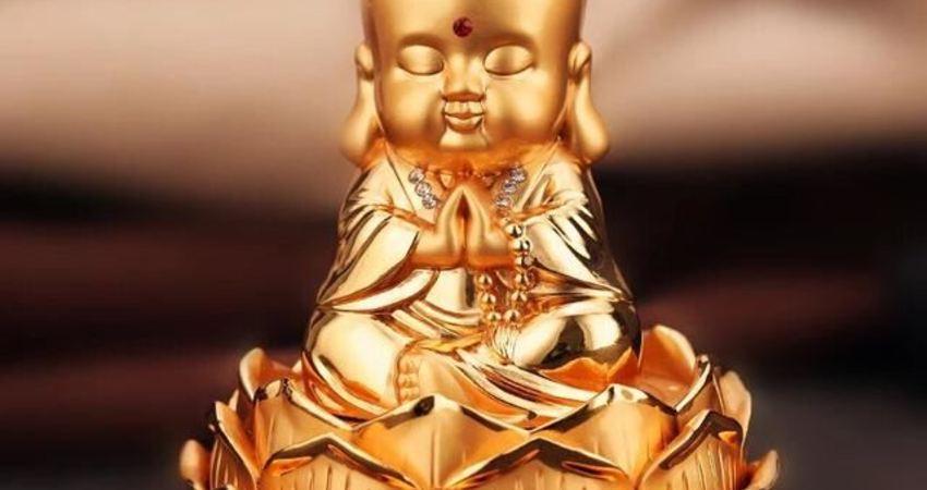 心理測試:你想要哪一個佛祖擺件?測試你未來半個月有什麼喜事