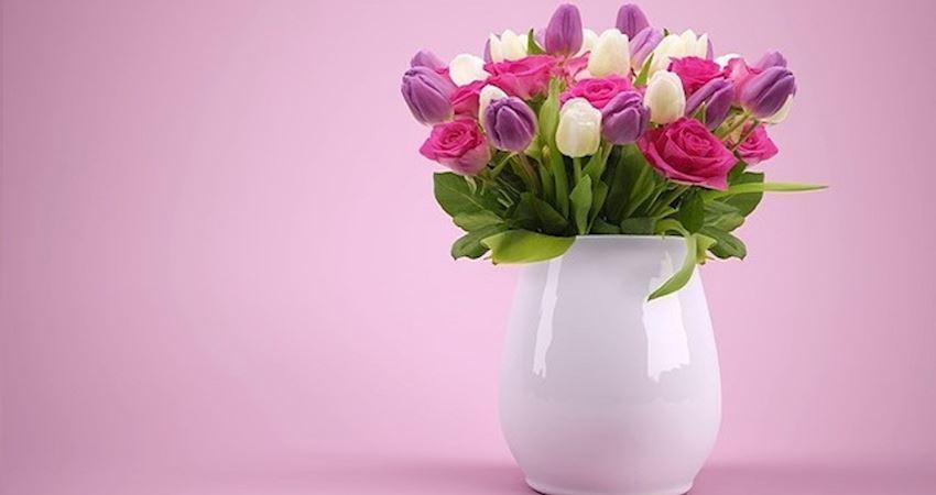 心理測試:選一瓶喜歡的花放在床頭,測試你將來會嫁個好男人嗎?