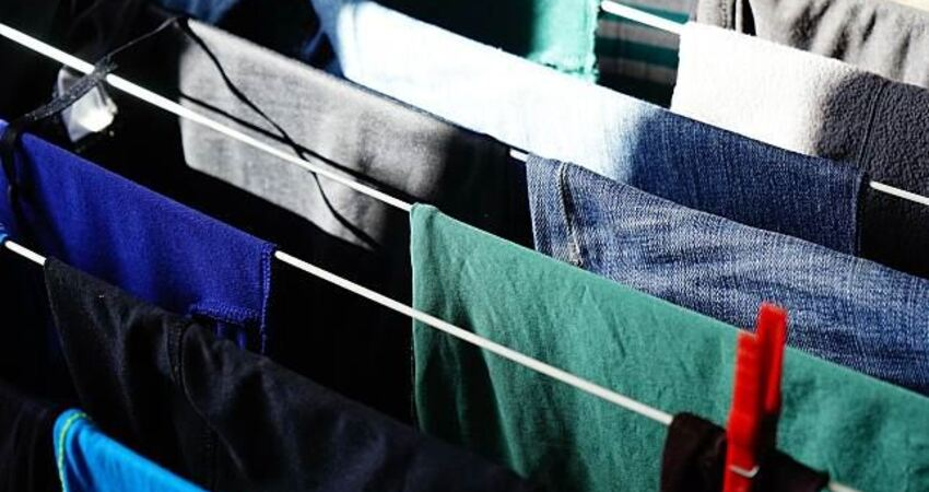 雨天也能晾衣!「室內曬衣」恐吸進黴菌 神解法大公開