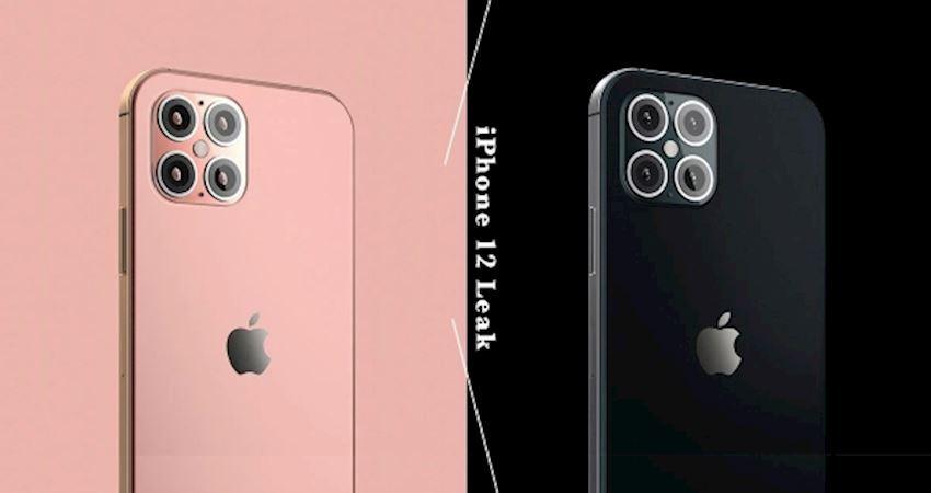 果粉再等等!外網初洩「iPhone12外觀」 4顆鏡頭、支援5G、重返小方塊機身!