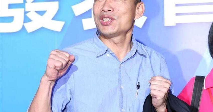 韓國瑜選戰怎麼打?專家:這3點做好勝利在握