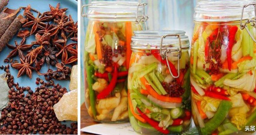 四川家常泡菜配方,酸甜帶辣,爽脆可口,超開胃,簡直是下飯神器