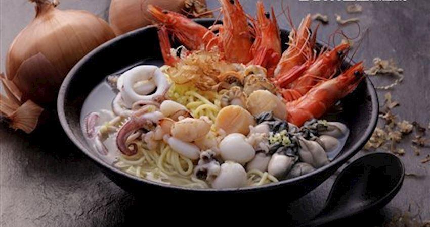 一碗吃得到7種海鮮公館美食新指標